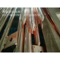 铜覆刚接地棒规格 铜包钢接地棒惠丰现货供应南通 深圳