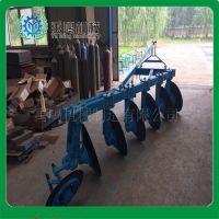 120-160马力拖拉机大型翻地犁6圆盘犁圆圆犁厂家直销