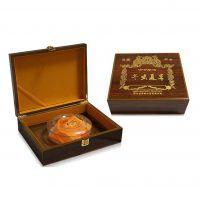 专业生产定制茶叶精装盒 翻盖精品通用包装礼盒设计定制