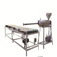 直管漏粉皮带输送全自动粉条机 红薯粉条机