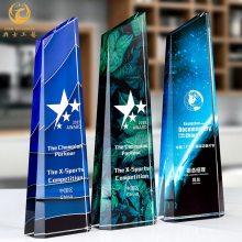 上海水晶授权牌制作,全国经销商纪念牌,金牌加盟商台牌定制