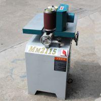MM2115立式海绵砂光机 地板家具胶合板抛光机