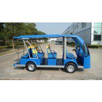 出租8座电动观光车 出租游览观光车 高尔夫球车 二手电动观光车价格
