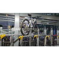 供应厂家直销双层自行车停车架 公共自行车停车设备