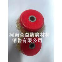 碗型钢丝轮100/125型 内孔16mm 碗型通用型 打磨除锈、除污 去毛刺 钢丝刷 河南/山东