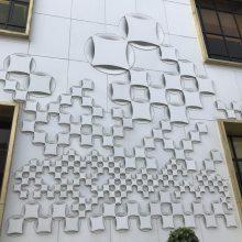 长城型铝单板(欧百得)凹凸型幕墙铝板