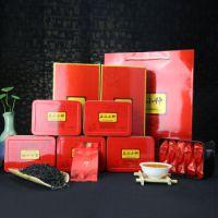特级正山小种红茶茶叶 礼盒装罐装小种 福建武夷山中秋过节送礼单位礼品茶