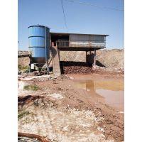 洗石英砂污泥处理设备铝土矿泥水分离机