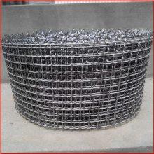 镀锌宽幅轧花网 大丝轧花网生产厂家 河南锰钢矿筛网
