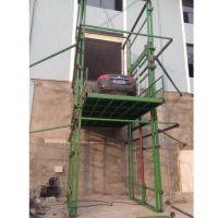 超威SJD1.1*2.2室内外施工液压导轨货梯