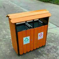 园林户外仿古垃圾桶 新款垃圾桶 厂家批发 价格合理