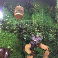 仿真植物墙哪家公司可包安装 造墙技术好?