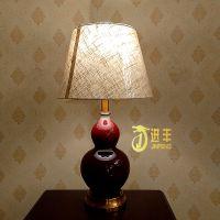 进丰陶瓷灯供应商 客厅卧室床头台灯 酒店别墅会所欧式装饰台灯