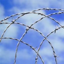 刺绳铁丝 刀片刺绳护栏 圈地护栏网