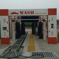 供应湖北省伊尔玛隧道式九刷带风干洗车机