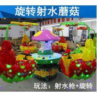 小县城广场上的旋转飞机哪买 电瓶升降六座飞机玩具 可调节的升降旋转飞机厂家