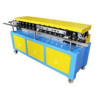 供应XIKA风管法兰成型机 机械设备金属成型共板法兰机