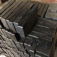 江西橡胶块厂家直销 全线轮胎脱毛橡胶块 带刮板猪刮毛块