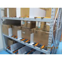 流利式仓储货架,优质冷轧钢,杭州立野厂家直销支持非标定制