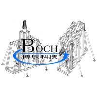 厂家直销博辰QD-022气动桅杆 价格实惠 可定制