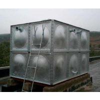 唐山玻璃钢热镀锌钢板水箱整洁卫生