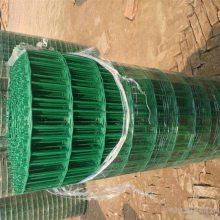 福州热镀锌涂塑荷兰网 墨绿色公路护栏