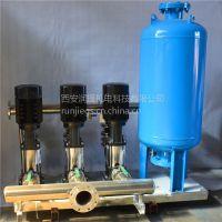绥德变频无负压供水设备 绥德智能变频恒压给水设备 RJ-1153