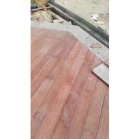 广州双瑜建筑室外园林景观仿木地板供货、木栈道材料供应