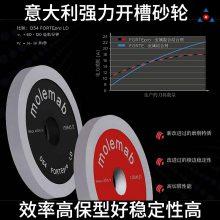 北京供应Molemab 1A1D125烧结金刚石砂轮五轴工具磨强力开槽金刚石砂轮