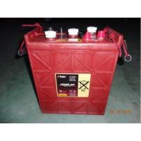 邱建蓄电池T-105 6V225AH蓄电池代理商报价 参数
