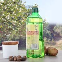 吴大厨野生山茶油1L农家纯茶油食用油物理压榨植物茶籽油月子油