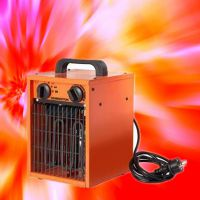 Remington雷明顿方形电暖风机REM5ECA热风机 食品衣物烘干 帐篷取暖