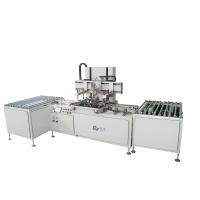 广州新晔网印机械800*1200全自动垂直丝印机中小型