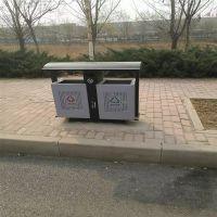 分类垃圾箱垃圾桶 户外垃圾箱果皮箱 街道分类果皮箱 垃圾桶奥运桶 钢木垃圾箱 大量现货