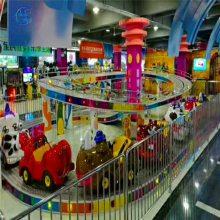 公园中型游乐设备迷你穿梭儿童喜爱的玩具游艺设施