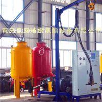 供应亿双林聚氨酯防疲劳地垫生产设备 高压发泡机