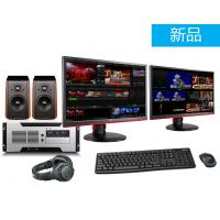天影视通直销虚拟演播室虚拟校园电视台实时抠像直播导播切换台字幕