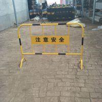 江门铁马护栏 建筑道路施工护栏 地铁护栏铁马