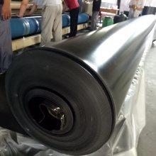 宏瑞厂家直销 土工膜 国标HDPE土工膜 藕池鱼塘防渗膜
