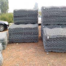 石笼网规格 铅丝石笼加工 雷诺护垫