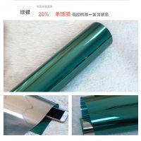 苏州绿银建筑玻璃贴膜/苏州建筑隔热膜厂家品牌