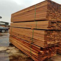 优质现货实木板防腐木加工厂俄罗斯柳桉木