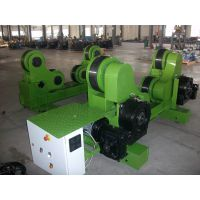 南京群信20T自调试滚轮架、专业出口防窜动滚轮架、欧盟CE认证焊接滚轮架