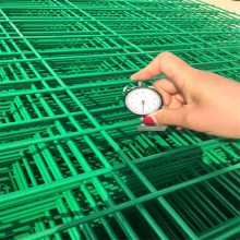 铁丝防护围栏 现货供应护栏网 工厂外墙围栏