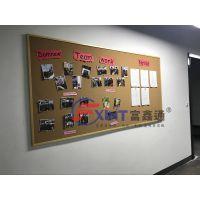 梅州软木板黑板g兴宁照片软木黑板g磁性软木板