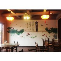 西安手绘墙有限公司