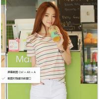 便宜韩版女装上衣批发 东莞虎门女装批发市场 纯棉t恤女士短袖大量处理