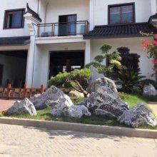 厂家销售定雪浪石切片石各种园林景观石材定做各种规格