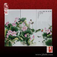 工艺美术瓷板画,景德镇陶瓷瓷板画