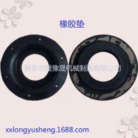 厂家直供工业用天然橡胶胶垫 超耐磨橡胶垫片 汽车设备配件减震垫